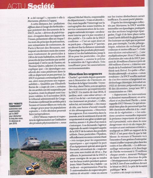 Article Marianne 23 01 2020 pag 2